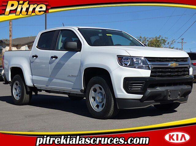 Used 2021 Chevrolet Colorado