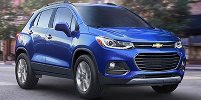 Used 2017 Chevrolet Trax