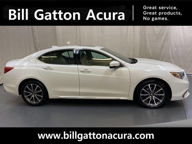 Used 2018 Acura TLX