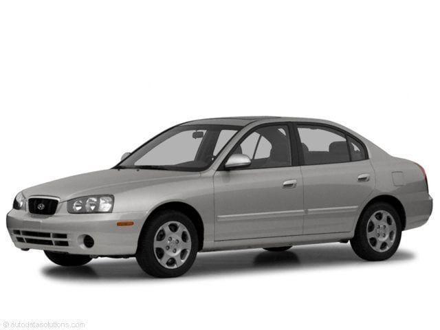 Used 2002 Hyundai Elantra