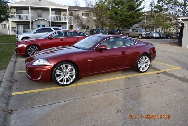 Used 2010 Jaguar XK
