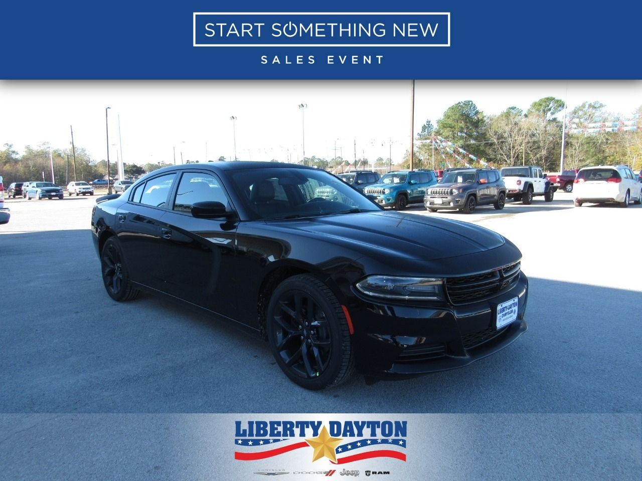 New 2021 Dodge Charger