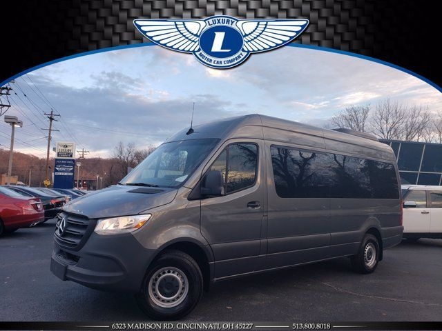Used 2019 Mercedes-Benz Sprinter Passenger Van