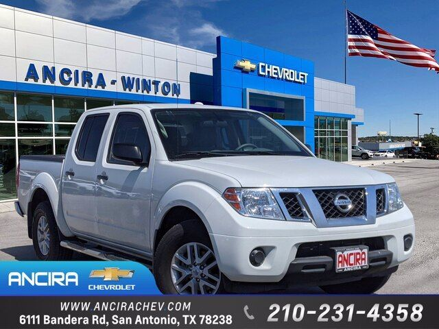 Used 2018 Nissan Frontier