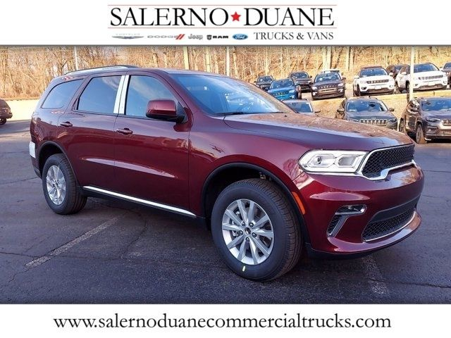 New 2021 Dodge Durango