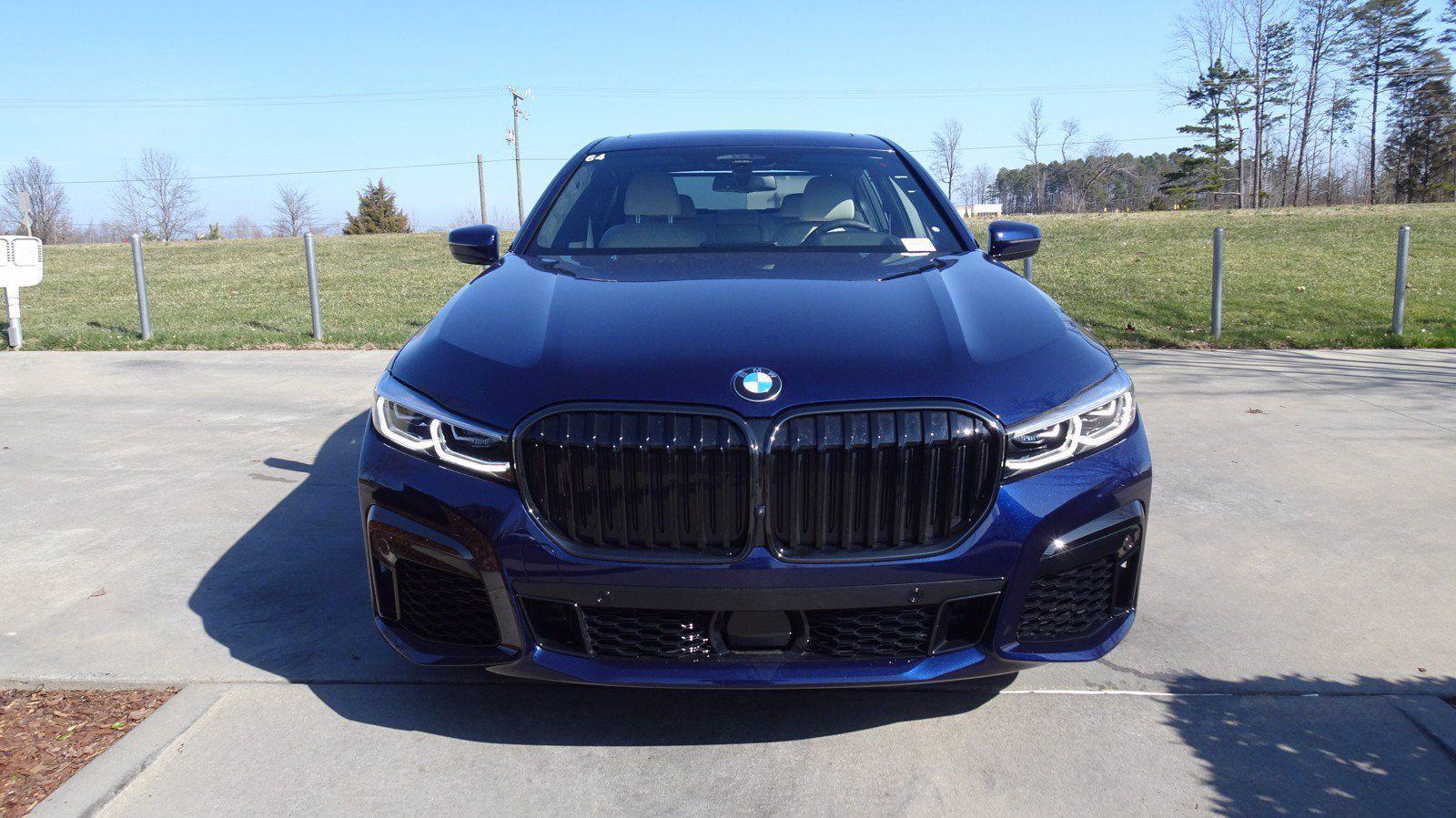 Used 2021 BMW 7 Series