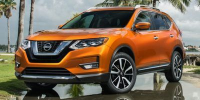 Used 2018 Nissan Rogue
