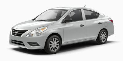 Used 2017 Nissan Versa Sedan