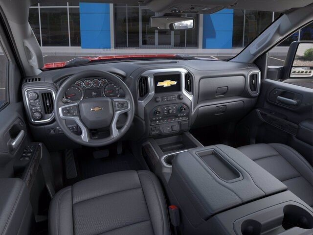 2021 Chevrolet Silverado 2500 HD
