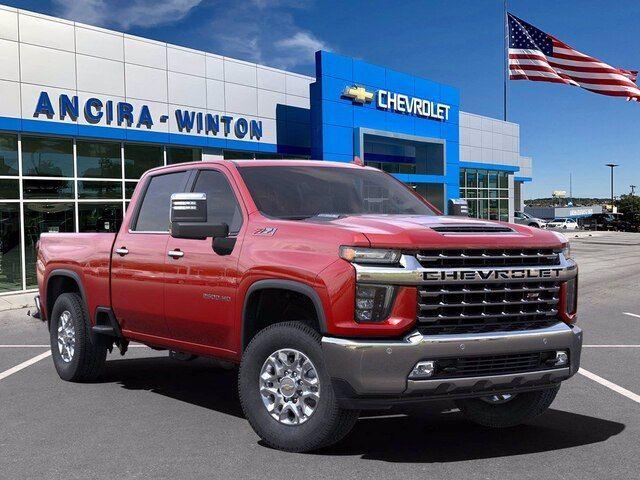 New 2021 Chevrolet Silverado 2500 HD