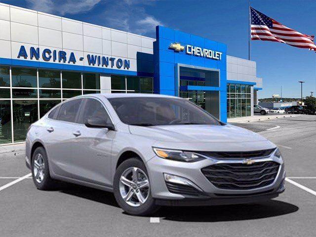 New 2021 Chevrolet Malibu
