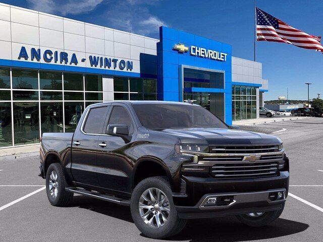 New 2021 Chevrolet Silverado 1500