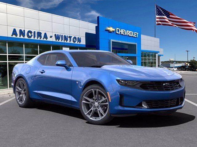 New 2021 Chevrolet Camaro