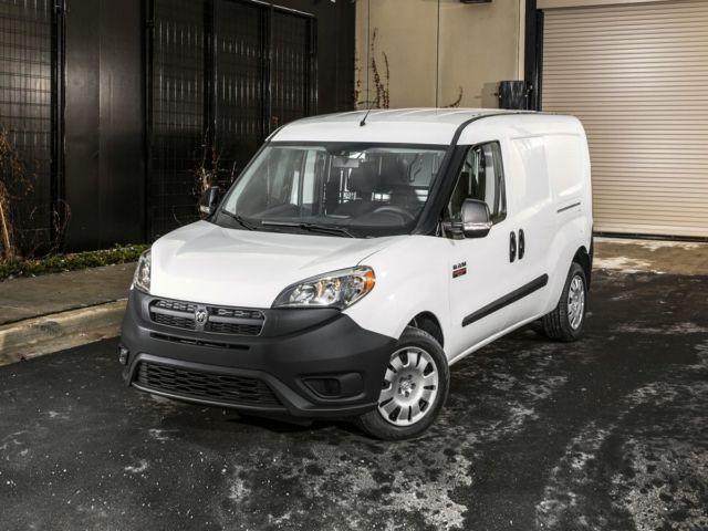 Used 2017 Ram ProMaster City Cargo Van