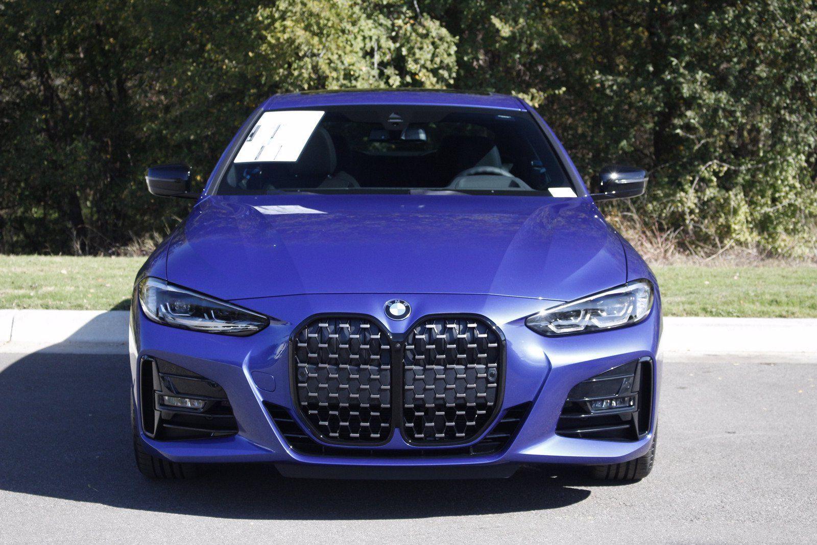 Used 2021 BMW 4 Series