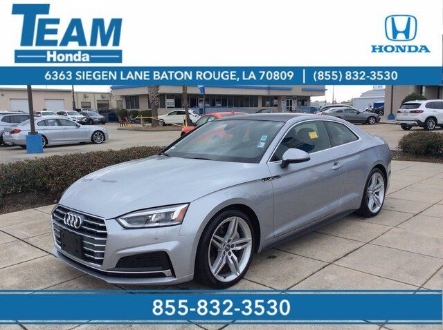 Used 2018 Audi A5 Coupe