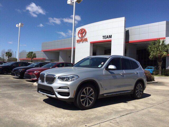 Used 2018 BMW X3