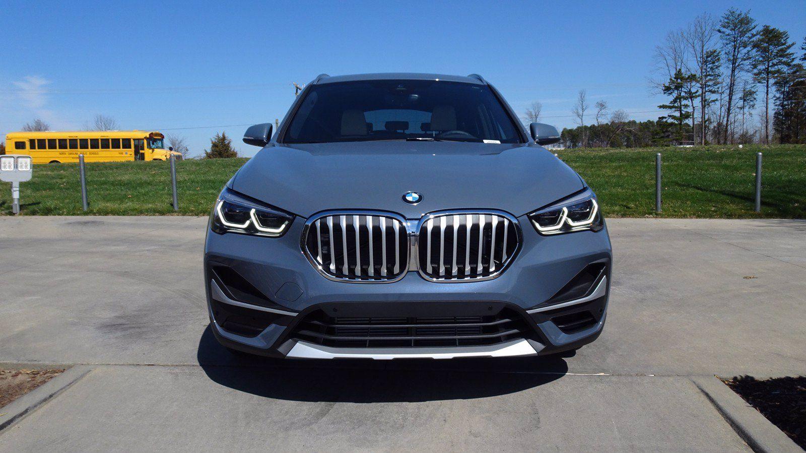 Used 2021 BMW X1
