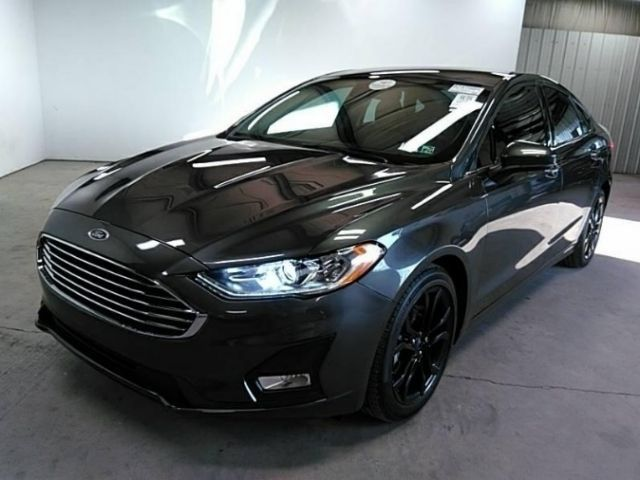 Used 2020 Ford Fusion