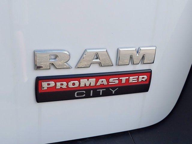2021 Ram ProMaster City Cargo Van