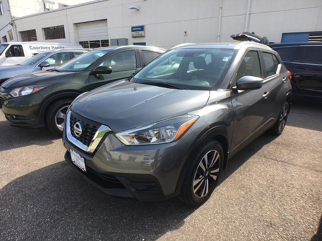 Used 2018 Nissan Kicks