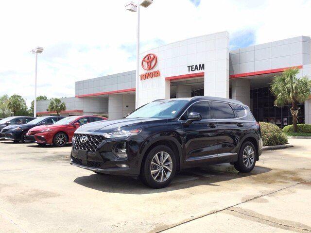 Used 2019 Hyundai Santa Fe