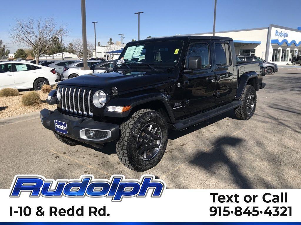 Used 2020 Jeep Gladiator