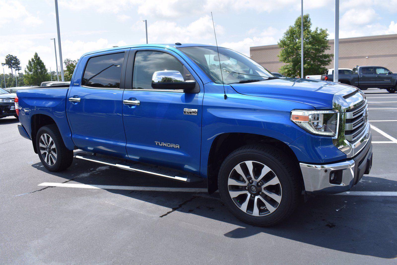 Used 2018 Toyota Tundra 2WD