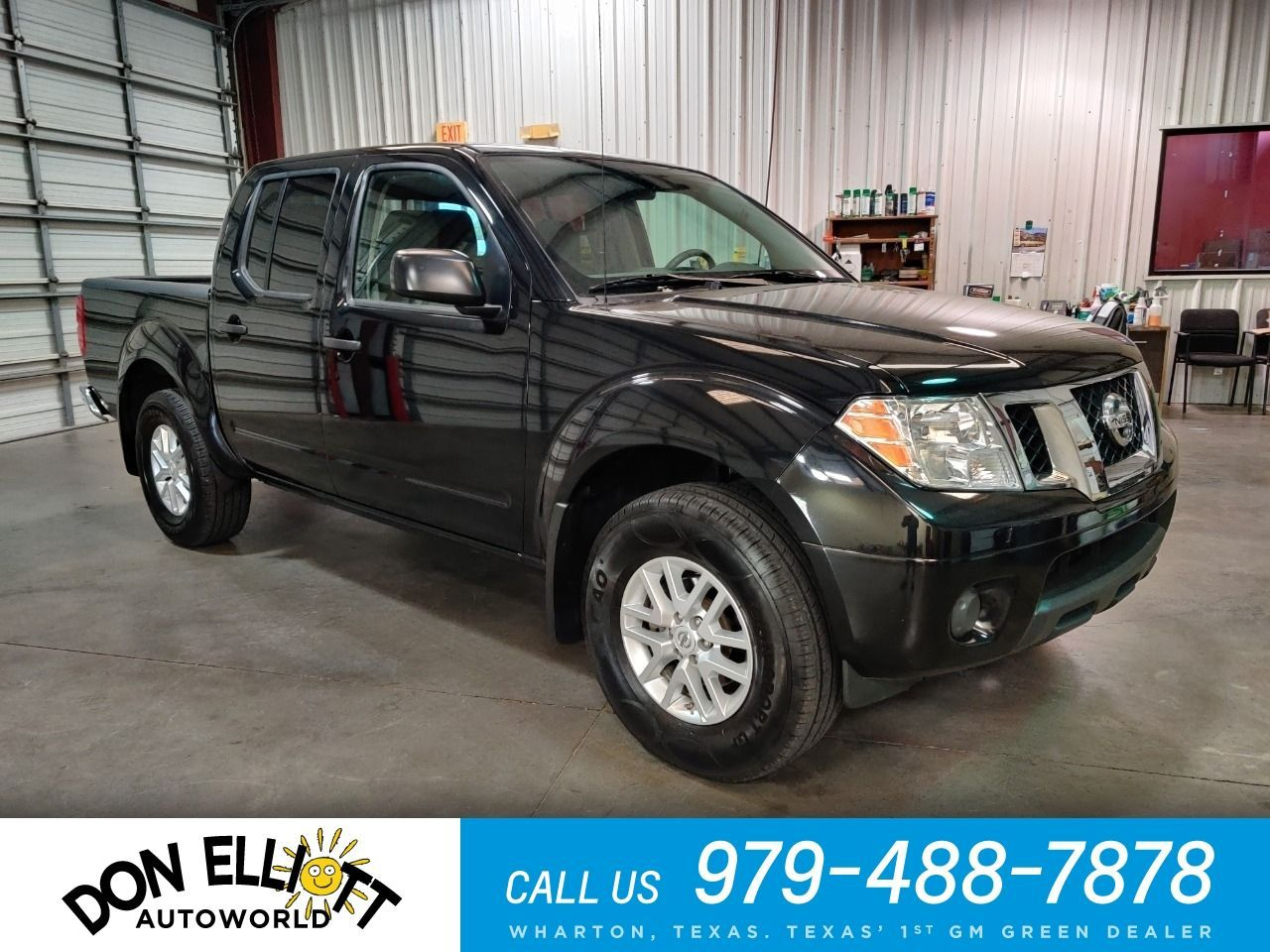 Used 2019 Nissan Frontier
