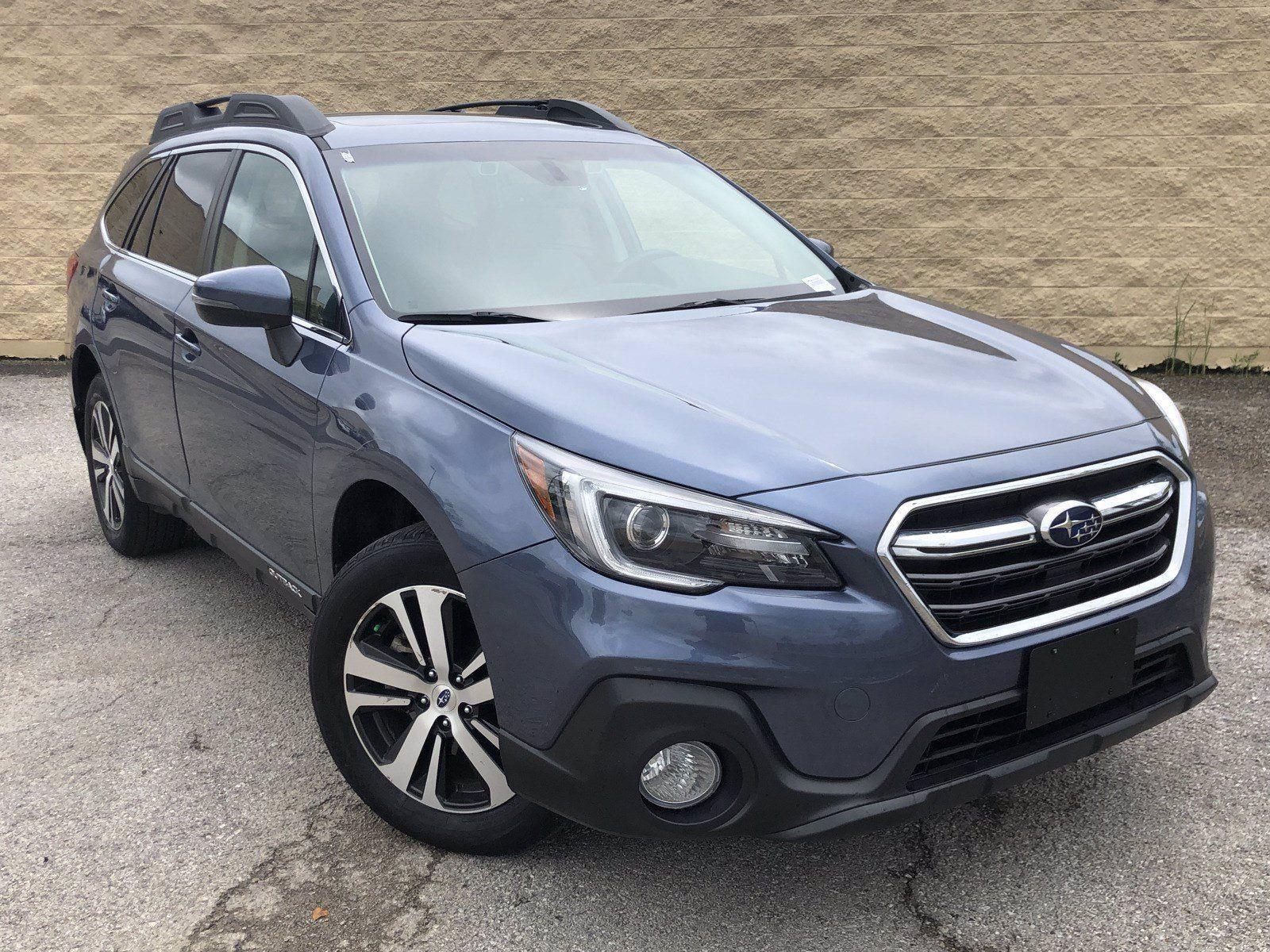 Used 2018 Subaru Outback