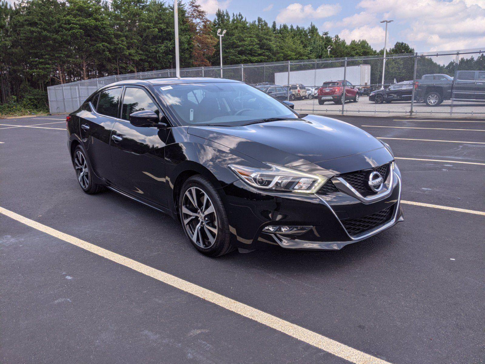 Used 2018 Nissan Maxima