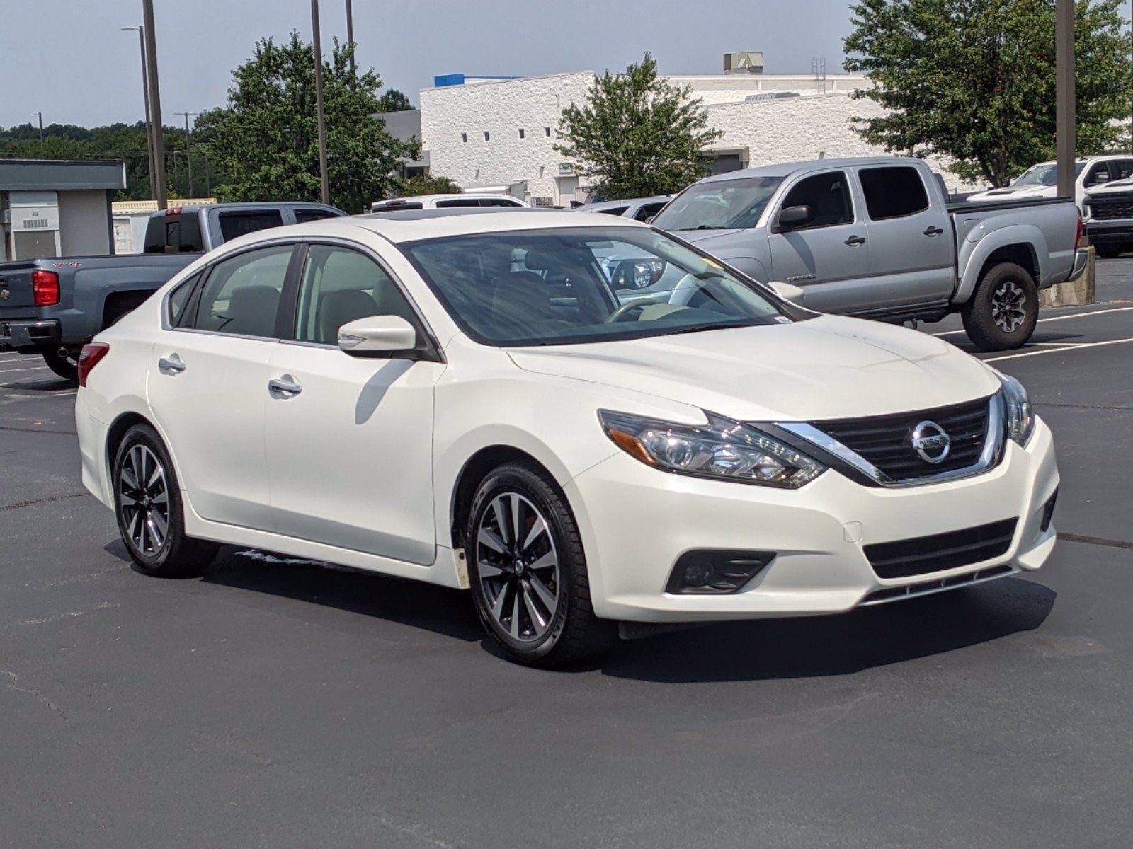 Used 2018 Nissan Altima
