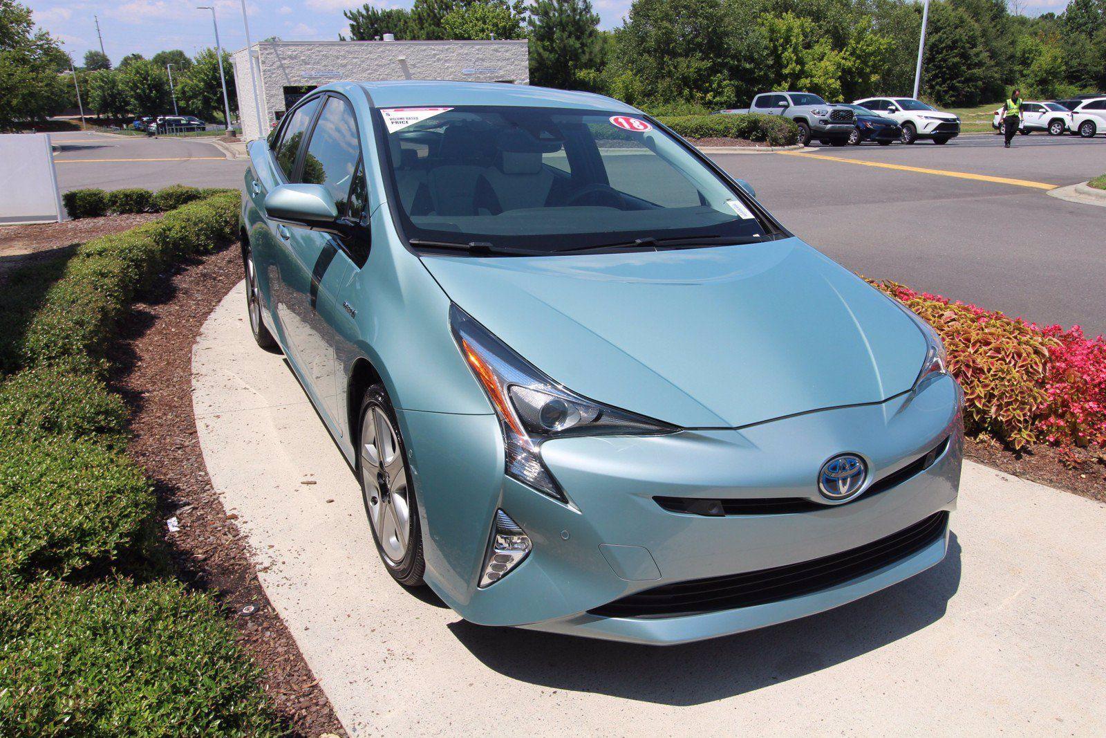 Used 2018 Toyota Prius