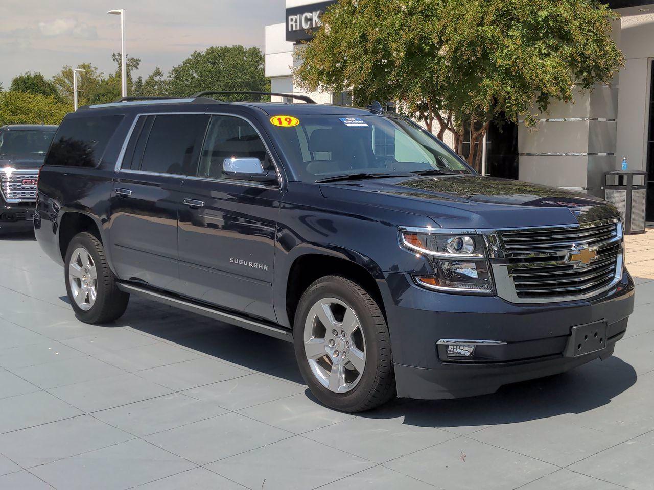 Used 2019 Chevrolet Suburban