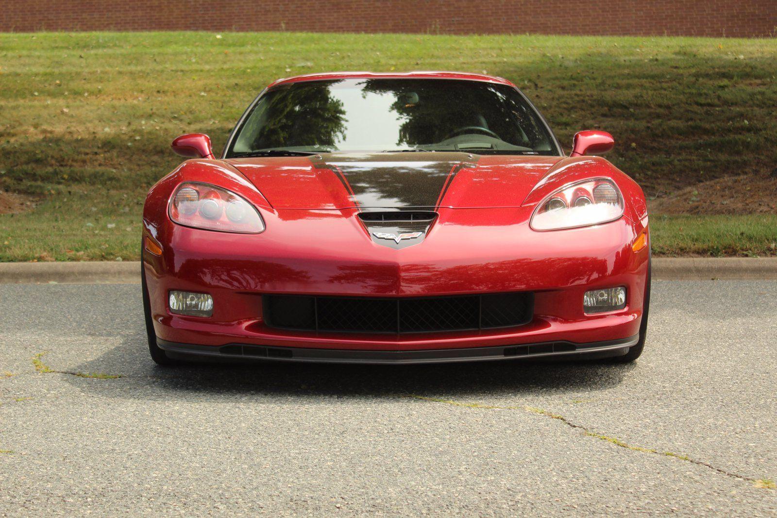 Used 2008 Chevrolet Corvette