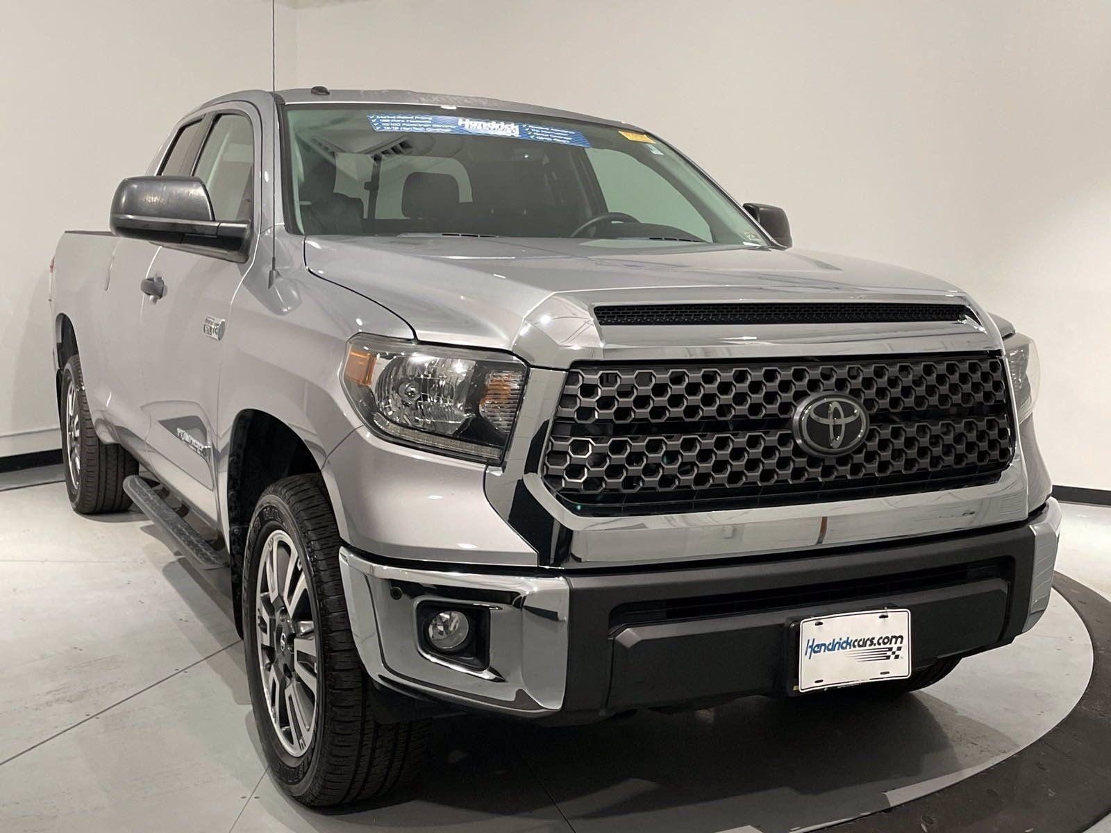 Used 2018 Toyota Tundra 4WD