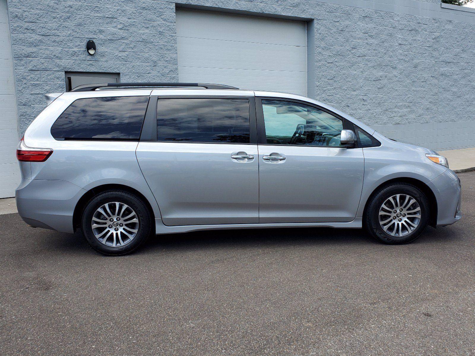 Used 2018 Toyota Sienna