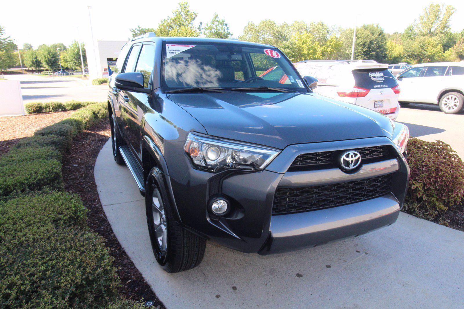 Used 2018 Toyota 4Runner