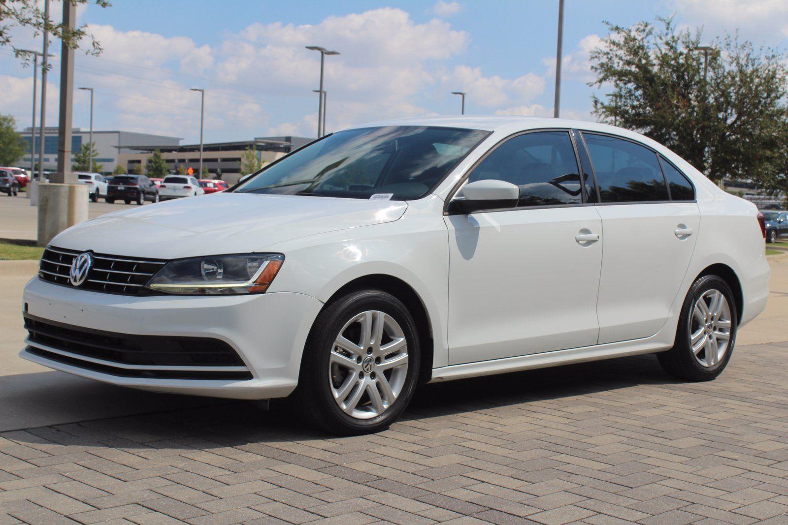 Used 2018 Volkswagen Jetta