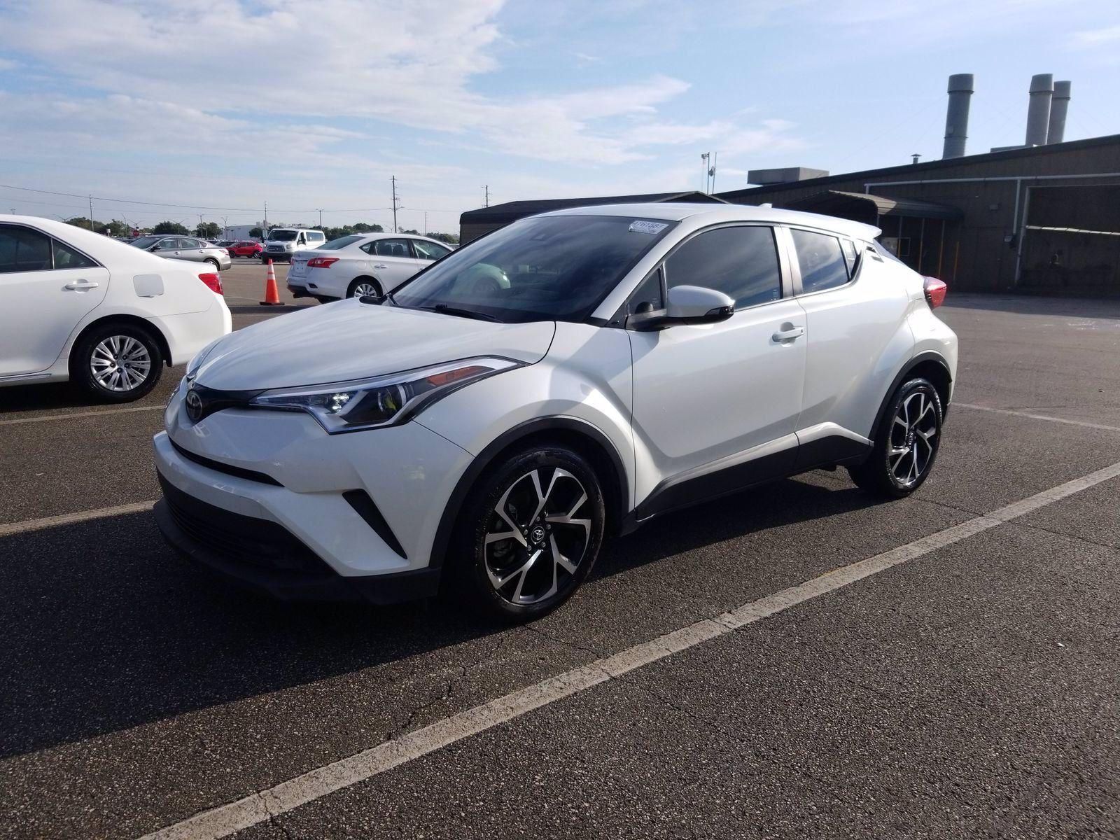 Used 2018 Toyota C-HR