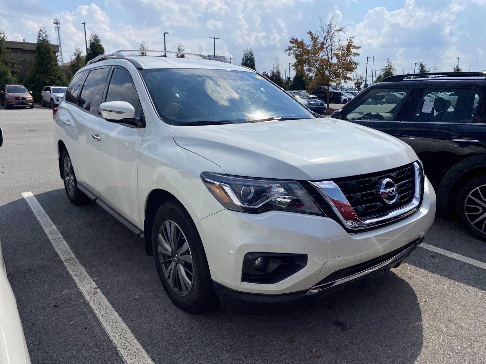 Used 2018 Nissan Pathfinder