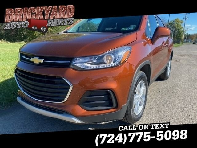 Used 2019 Chevrolet Trax