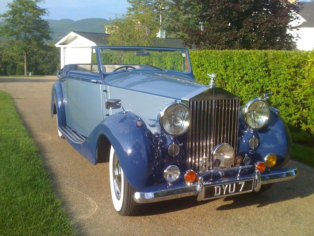 1947 Rolls Royce 6