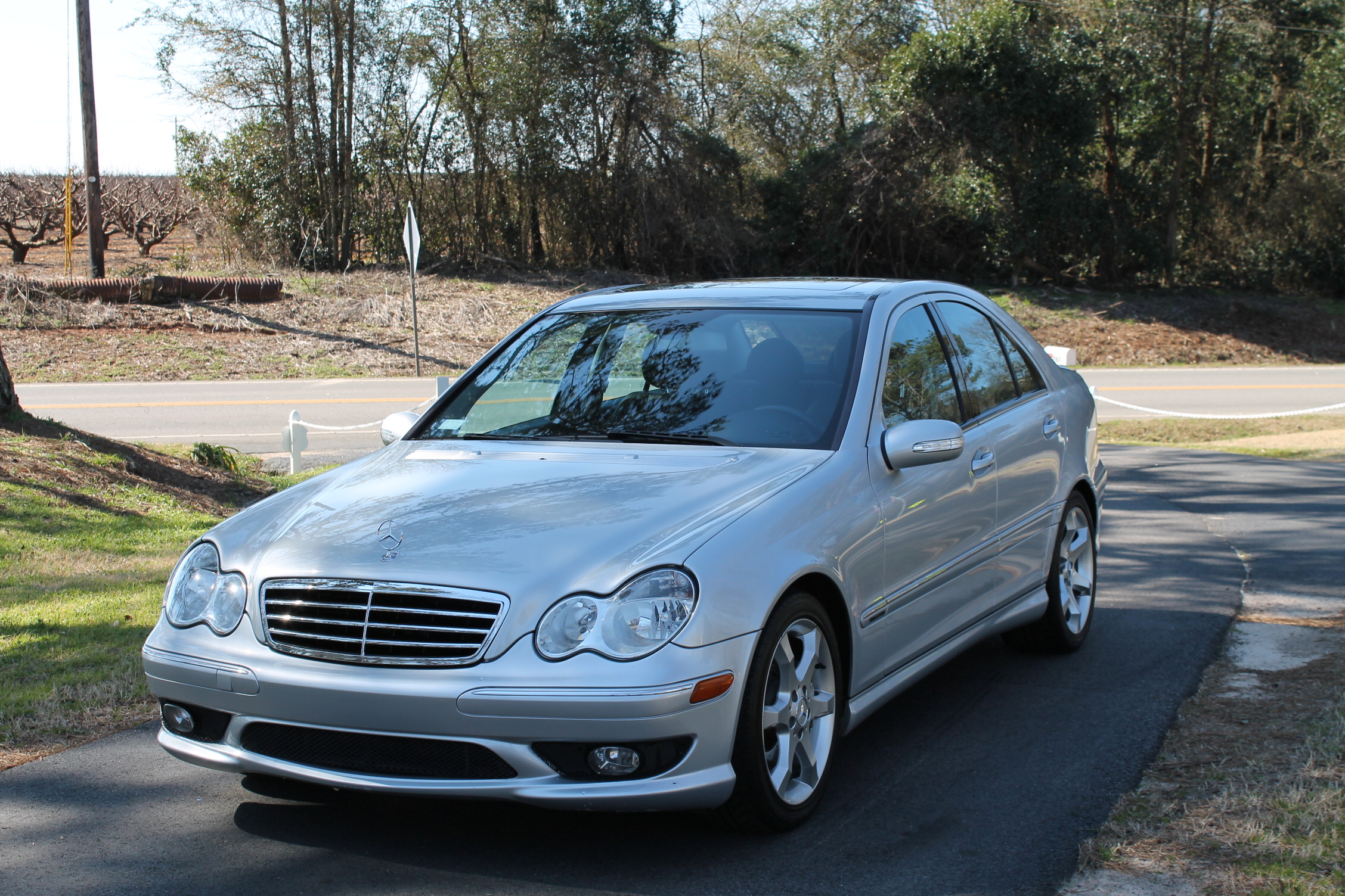 Used 2007 Mercedes-Benz C-Class