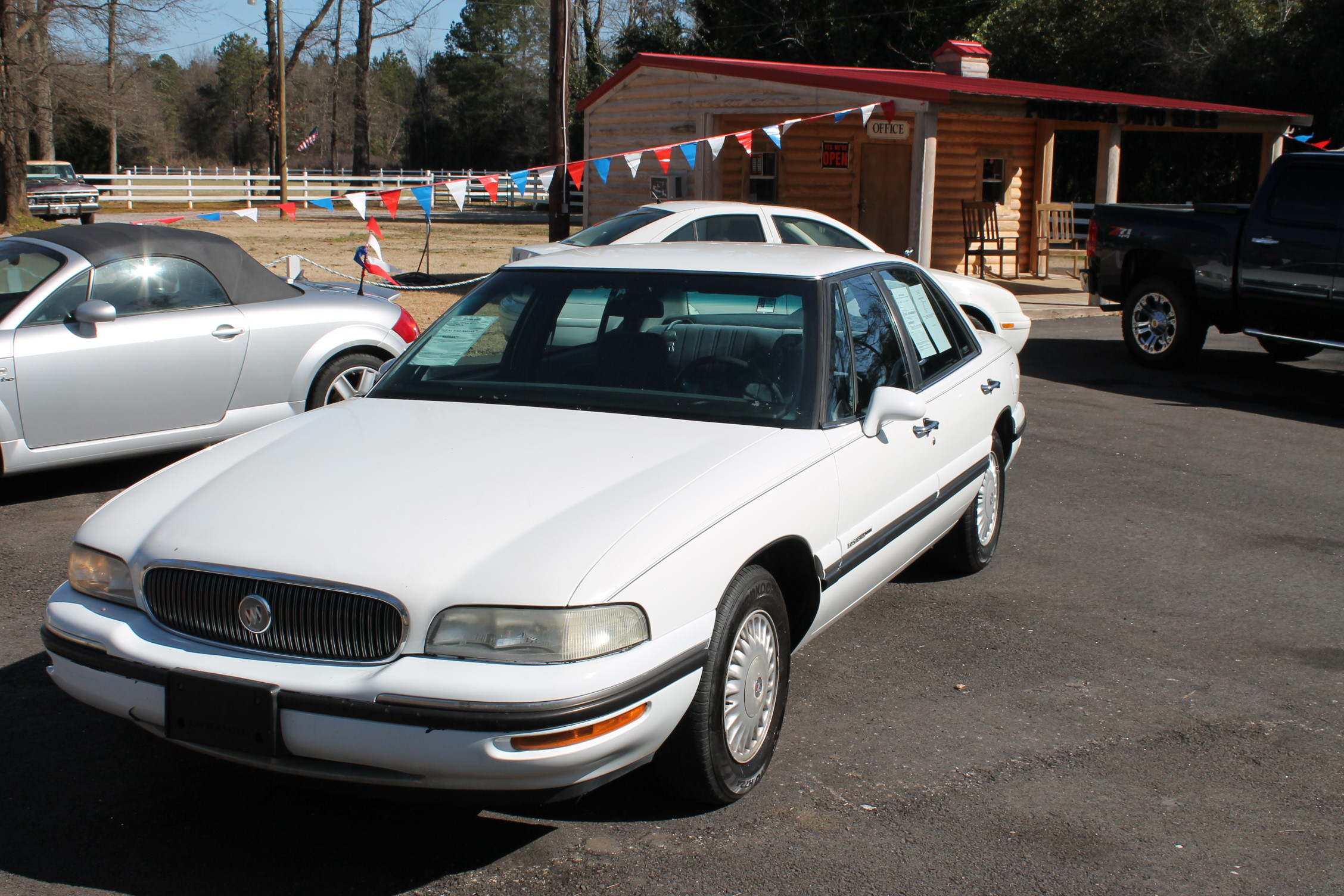 Used 1998 Buick LeSabre