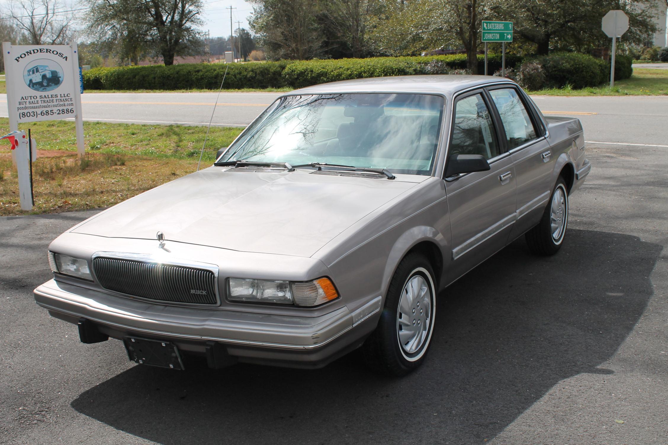 Used 1996 Buick Century